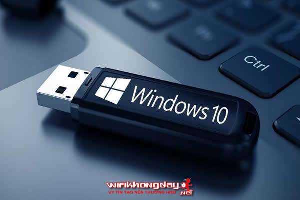 Hướng dẫn Cài và chạy trực tiếp windows 10 từ trên ổ USB