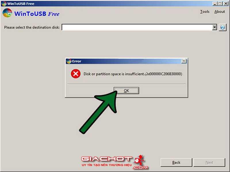 Huong dan cai va chay truc tiep Windows 10 tu tren o USB 2