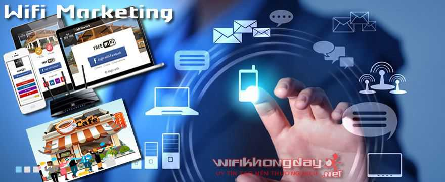 BỘ PHÁT WIFI MARKETING